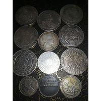 12-ть Монет! качественные копии!