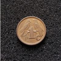 ЮАР, 1 цент 1991