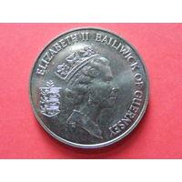 2 фунта 1986 года (13 игры Содружества)