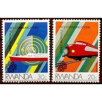 Руанда корабль транспорт