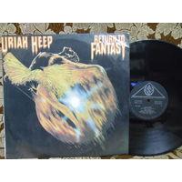 Виниловая пластинка URIAH HEEP. Return to fantasy.