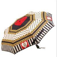 Зонт женский Moschino, автоматический.