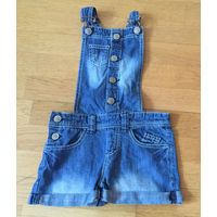Комбез джинсовый Fand F, рост 122