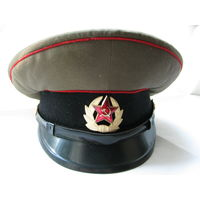 Фуражка сержантов и солдат сухопутных войск ВС СССР. 55 размер