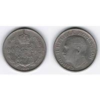 W: Румыния 100 лей 1936, KM#54 (505)