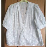 Блузка белая  60 р.