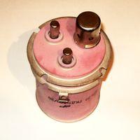 Радиолампа (газотрон) ГКД1-500/20