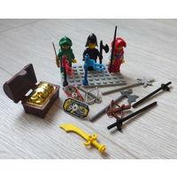 Лего. Brick и др...человечки, оружие и др...