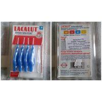 Ершики для чистки зубов Lacalut Interdental, размер M