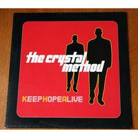 """The Crystal Method """"Keep Hope Alive"""" (12"""" - single)"""