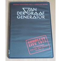 Van Der Graaf Generator - Godbluff Live 1975 (2003, DVD-5)