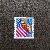 Марка США 1998 год. Стандартный выпуск