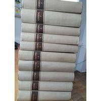 Готхольд Эфраим Лессинг. Собрание сочинений в 10 томах. (1968 г.)