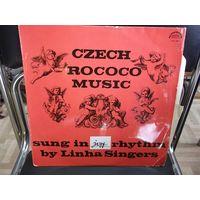 Czech rococo music. Чешская музыка эпохи Рококо в джазовой обработке. 1968 г.