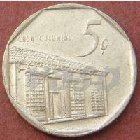 6102:  5 сентаво 2006 Куба