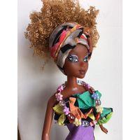 Кукла африканка