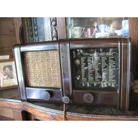Радио  Гитлеровская Германия 1942 год Барановичи работает