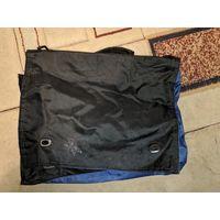 Портфель-сумка тканевая (тканевый)