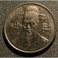 Южная Корея 100 вон 1990