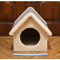 Домик-когтеточка для котов.