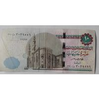 10 фунтов,Египет
