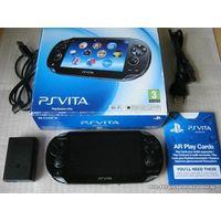 Игровая приставка SONY PS VITA с картой памяти на 64GB