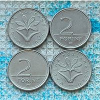 Венгрия 2 форинта. Инвестируй выгодно в монеты планеты!