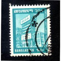 Бангладеш. Mi:BD 117. Химический завод Fenchuganj. Серия: Виды Бангладеш.1978.