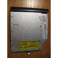 Привод DVDRW GUA0N SATA SLIM 9.5mm