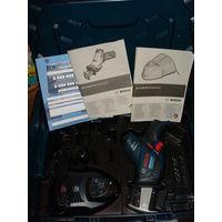 Bosch GSA 10,8 V-li Professional аккумуляторная  Сабельная пила
