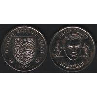 Official England Squad. Midfield. David Platt -- 1996 Official England Squad (f09)