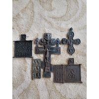 Кресты и створки