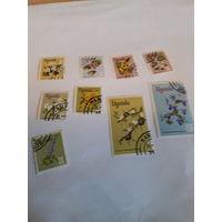 Уганда марки