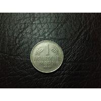 """1 марка 1991 """"F"""" - Штутгарт"""