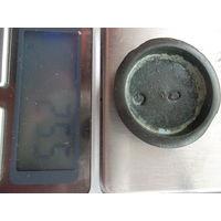 Весовая гирька 6 или 9     25 грам