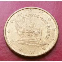 10 евроцентов 2008 Кипр #01