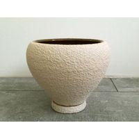 Керамический вазон 1,2 л., новый