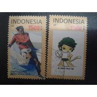 Индонезия 2010 футбол