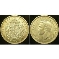 1 крона 1937 г Англия