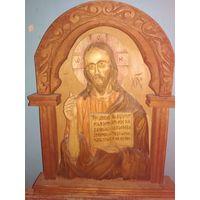 Икона.,,Исус Христос,,20 век