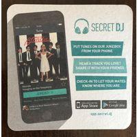 Подставка Secret.dj