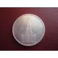 5 марок 1935г.