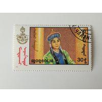 """Монголия 1989. Фильм """" Мандухай мудрый"""""""