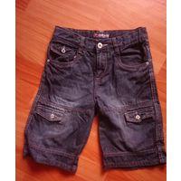 Шорты джинсовые рост 134 Olboi