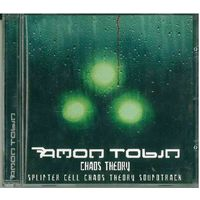 CD Amon Tobin - Chaos Theory (2005) Soundtrack, Downtempo, Abstract, Drum n Bass