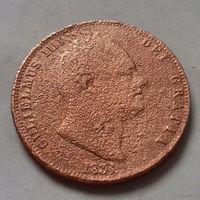 1/2 пенни, Великобритания 1831 г., Вильгельм IV