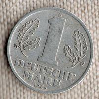 Германия ГДР 1 марка 1956 А//(Oct)