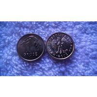 Польша 1 грош 2012г. No1 распродажа