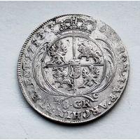8 грош-2 злота 1753 R2