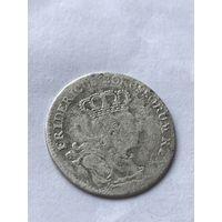 6 грошей 1756
